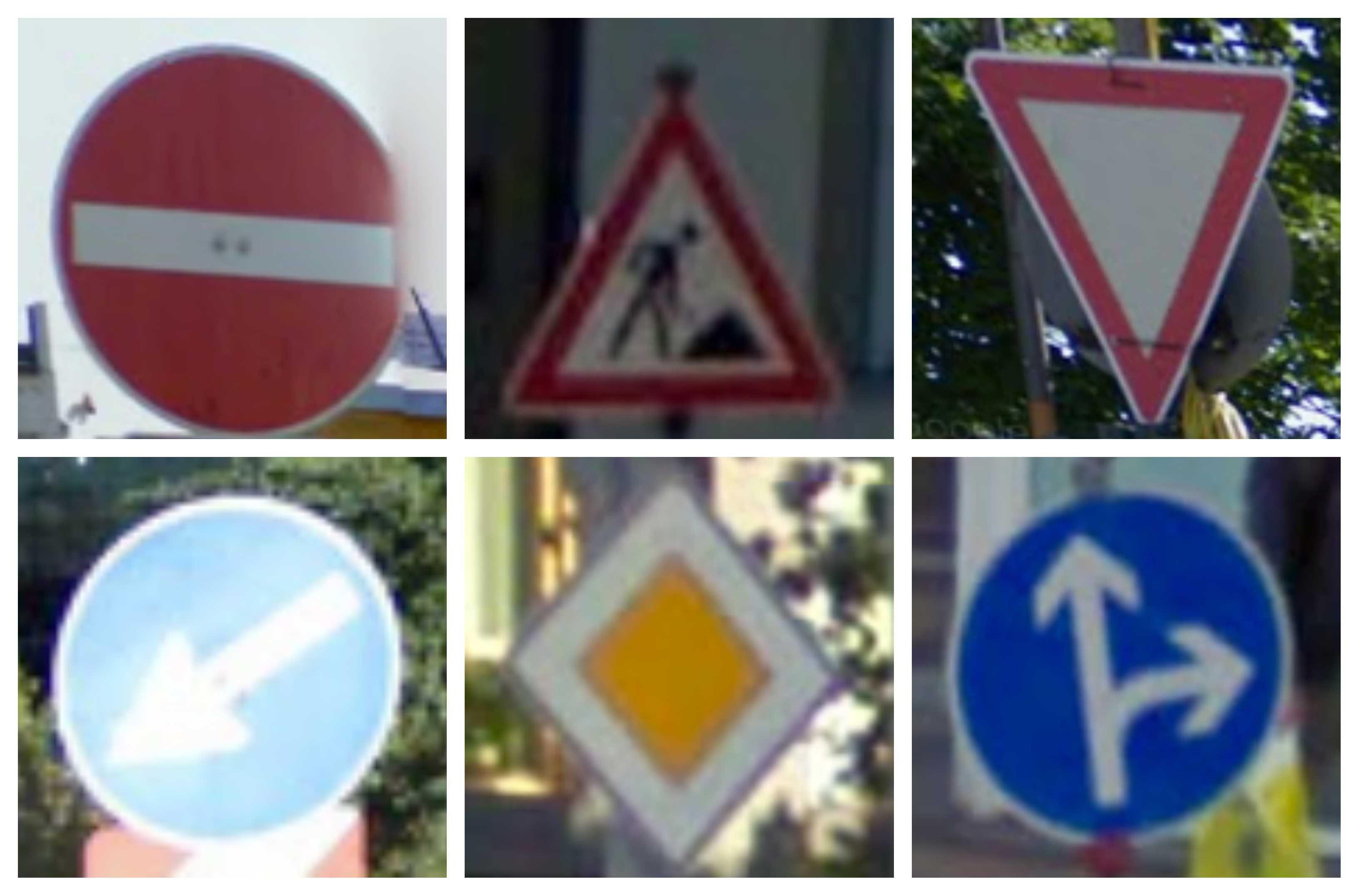 Traffic Signs Classification – Max Pechyonkin
